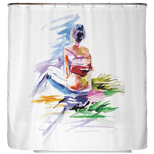 Duschvorhang Art 180×200 cm